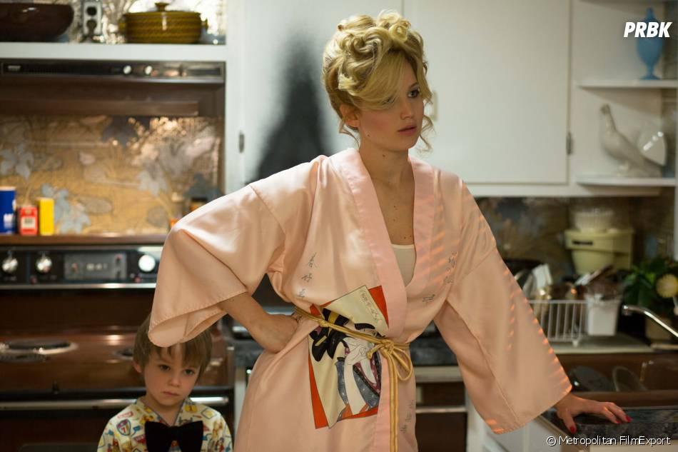Jennifer Lawrence dans American Bluff