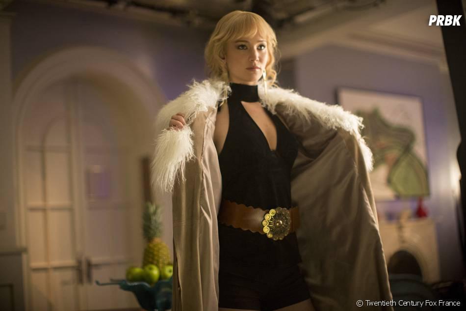 Jennifer Lawrence dans X-Men Days of Future Past