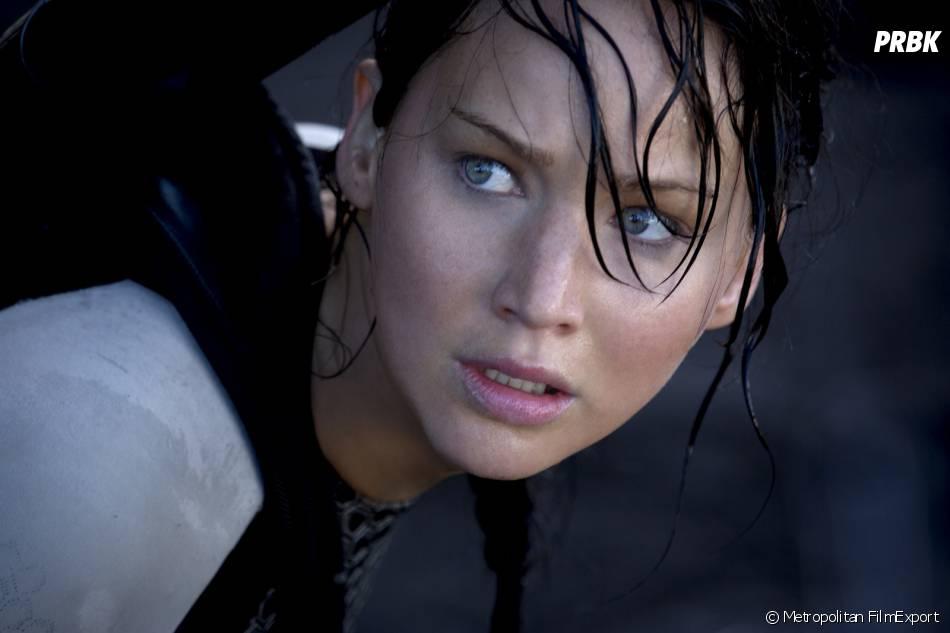 Jennifer Lawrence dans Hunger Games 2 : l'embrasement