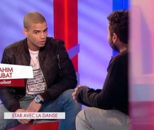 Brahim Zaibat : invité de Clique sur Canal+, il parle de sa rencontre avec Madonna