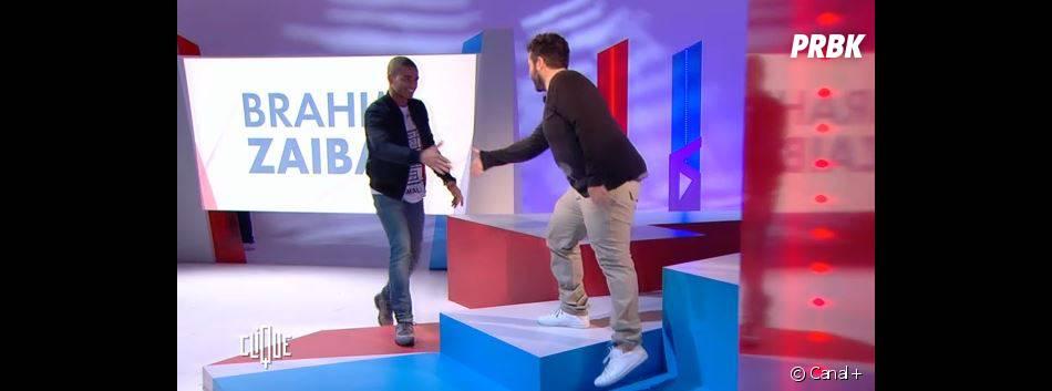 Brahim Zaibat : il parle de sa passion pour le breakdance avec Mouloud Achour