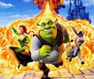 Shrek : un 5ème film et un parc d'attractions