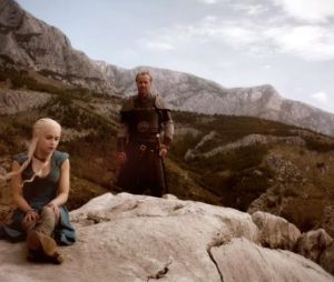 Game of Thrones saison 4 : teaser avec Daenerys
