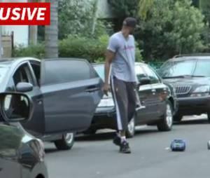 Lamar Odom : il raye et vide les voitures de deux paparazzis de TMZ, en juillet 2013