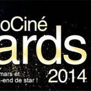 Allociné Awards 2014 : découvrez les gagnants