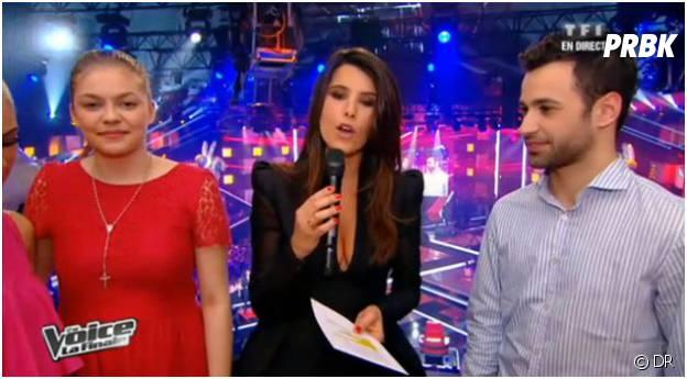"""Le """"concours"""" de seins Jenifer / Karine Ferri a fait le buzz"""