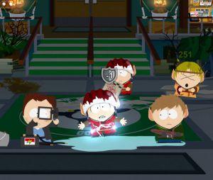 South Park Le Bâton de la Vérité est supervisé par Trey Parker et Matt Stone