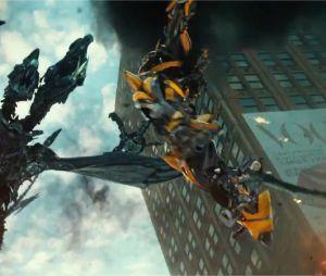 Transformers 4, l'âge d'extinction : combat dans la bande-annonce