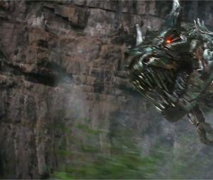 Transformers 4, l'âge d'extinction : les Dinobots font leur arrivée