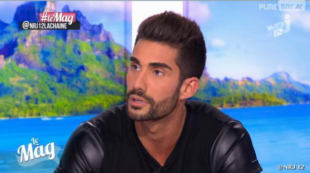 Giuseppe Ristorante : Anthony a clashé Jessica dans Le Mag de NRJ 12