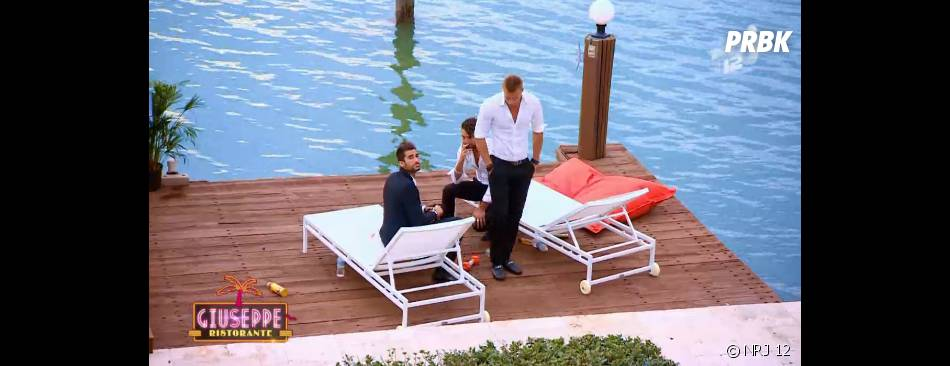 Giuseppe Ristorante : Anthony ne veut pas se laisser faire par Jessica