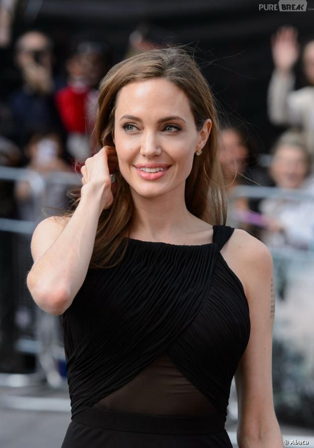 Angelina Jolie : une nouvelle opération des ovaires