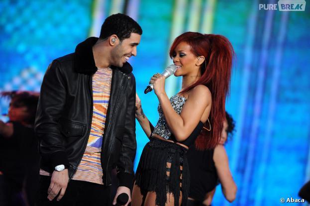 Rihanna et Drake : restaurant en amoureux