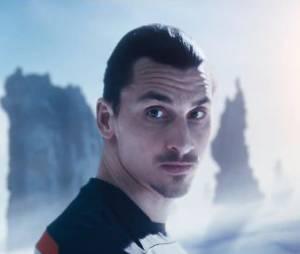 Zlatan Ibrahimovic pour Nike : une pub glaciale et au second degré
