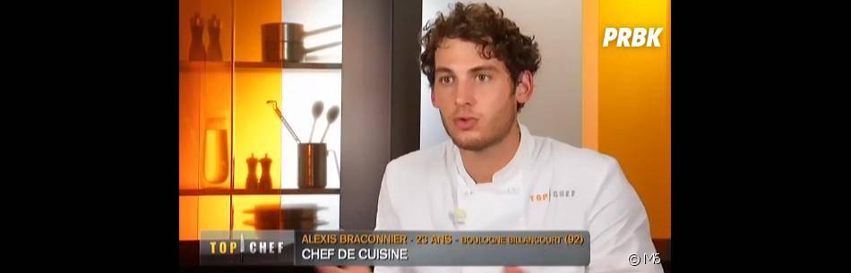 Top Chef 2014 : Alexis, un cuistot pas fair-play ?