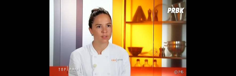 Top Chef 2014 : Anne-Cécile en guerre contre Alexis