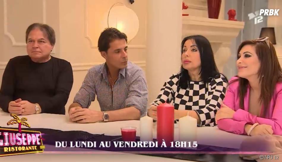 Giuseppe Ristorante : une saison 2 pour qu'Antonia prenne des cours d'imitation
