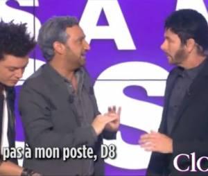 Cyril Hanouna recevait Franck Dubosc et Kev Adams dans TPMP pour la sortie du film Fiston