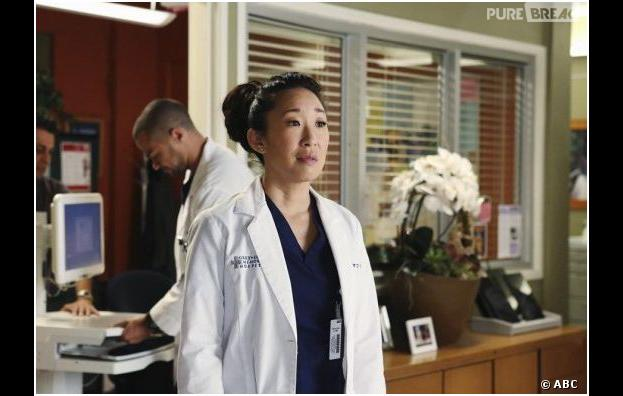 Grey's Anatomy saison 10, épisode 17 : Sandra Oh, aka Cristina Yang, avant son départ