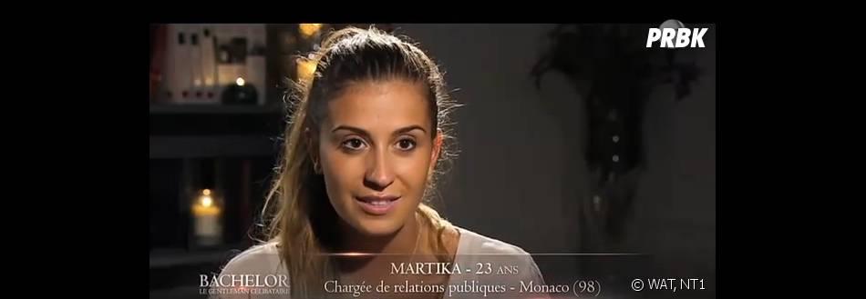 Le Bachelor 2014 : Martika explique ce qui s'est passé avec Anaïs