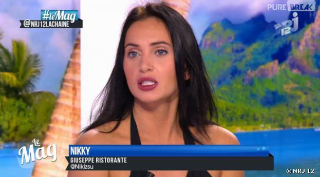Giuseppe Ristorante : Nikky plus ne couple avec Giuseppe