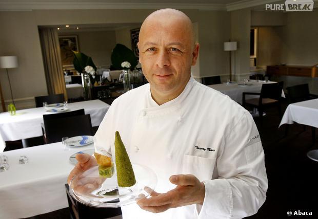 Thierry marx infid le top chef et m6 sa cuisine de for Cuisinier 2010