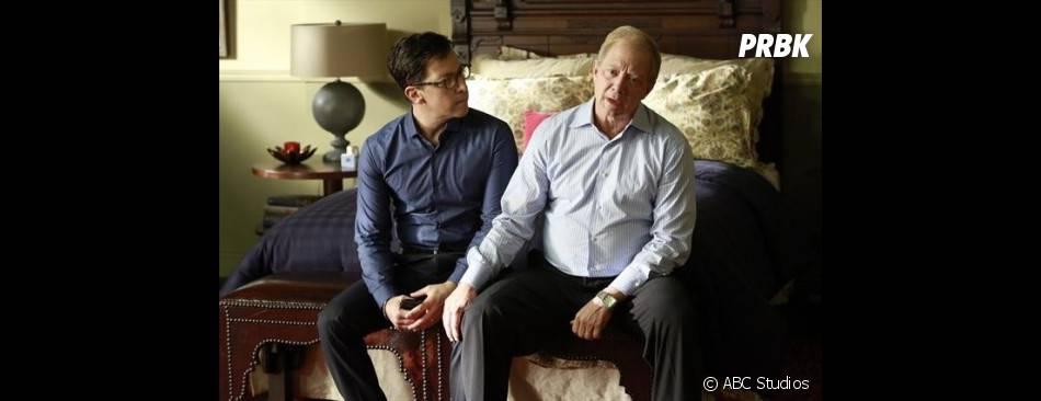 Scandal saison 3 : James et Cyrus sur une photo