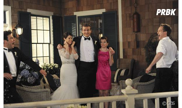 How I Met Your Mother saison 9 : un GIF pour le final