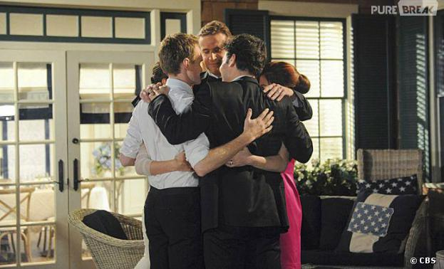 How I Met Your Mother saison 9 : des GIFs pour le final