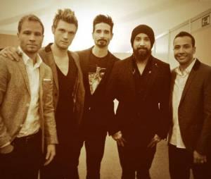Backstreet Boys en concert ce mardi 18 mars au Zénith de Paris