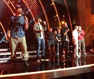 Les Backstreet Boys en concert à Paris au Zénith de Paris ce mardi 18 mars !