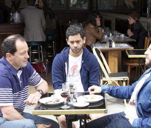 Situation amoureuse, c'est compliqué : Jean-François Cayrey, Manu Payet et Jean-Charles Clichet