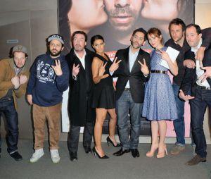 Situation amoureuse - c'est compliqué : l'équipe du film réunie à Paris, le 17 mars 2014