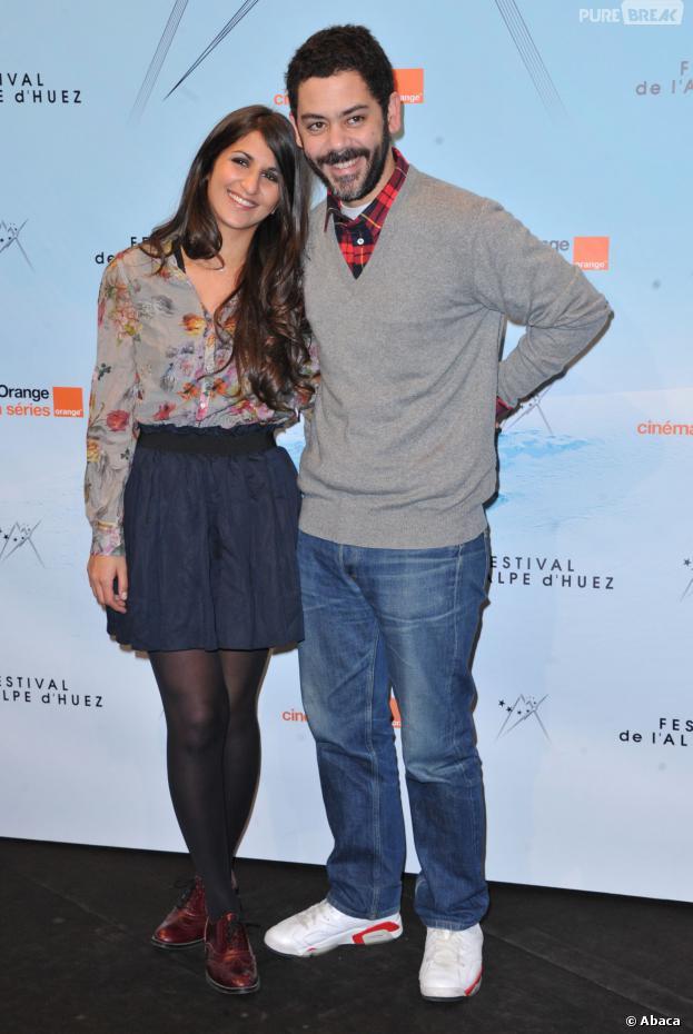 Manu Payet et Géraldine Nakache sont restés en couple pendant 9 ans