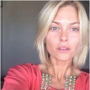 Caroline Receveur sans maquillage : selfie au naturel sur Instagram