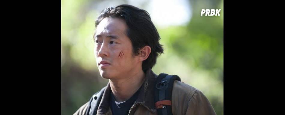 The Walking Dead saison 4 : quel avenir pour Glenn ?
