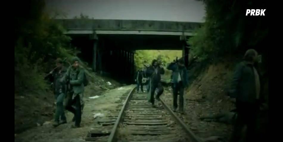 The Walking Dead saison 4 : de nouveaux personnages dangereux