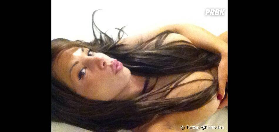 Les Marseillais à Rio : Kim topless sur Twitter