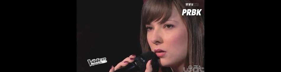 The Voice 3 : Natacha Andrean se qualifie pour les primes après l'épreuve ultime