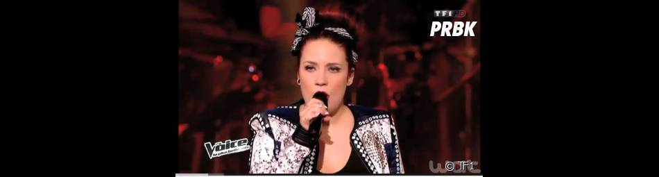 The Voice 3 : Manon la rockeuse ira aux primes