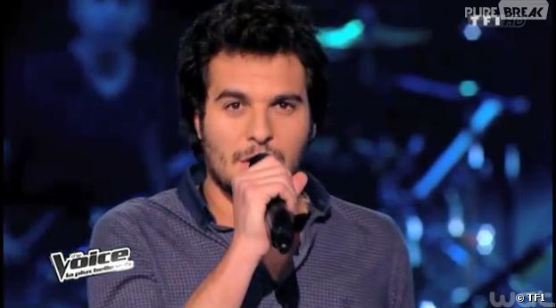 The Voice 3 : Amir se qualifie pour les directs après l'épreuve ultime