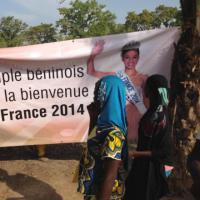 Flora Coquerel : émotion et larmes pour Miss France en voyage au Bénin