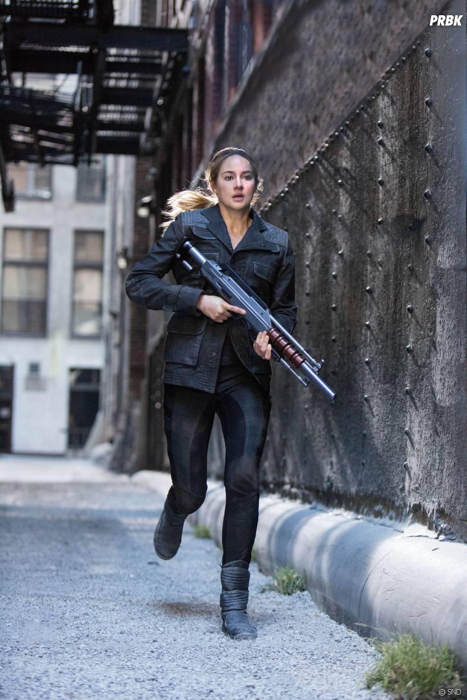 Divergente : Shailene Woodley au centre du film