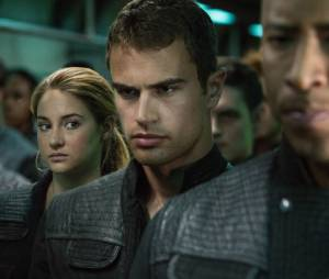 Divergente : Theo James crève l'écran