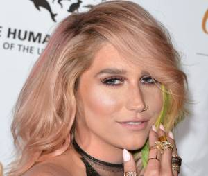 "Kesha : retour public au gala du 60ème anniversaire de l'association ""The Humane Society of the United States"", le 29 mars 2014"
