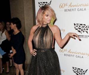 "Kesha est apparue au gala du 60ème anniversaire de l'association ""The Humane Society of the United States"", le 29 mars 2014"