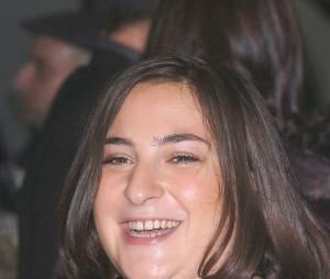 Marilou Berry avant/après : brune à l'avant-première de Comme un image d'Agnès Jaoui au Festival du film de New-York, octobre 2004