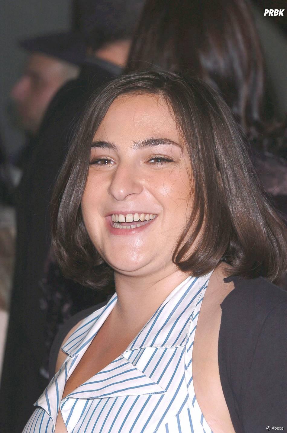Marilou Berry avant/après : brune à l'avant-première de ...