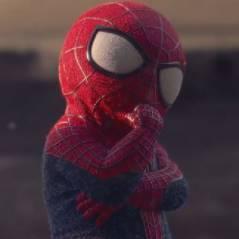 The Amazing Spider-Man 2 : Evian transforme le héros... en bébé-danseur