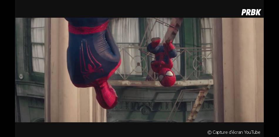 The Amazing Baby & me : Spider-Man en mode bébé